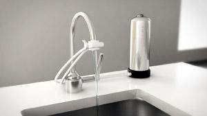 Водный фильтр ионного обмена